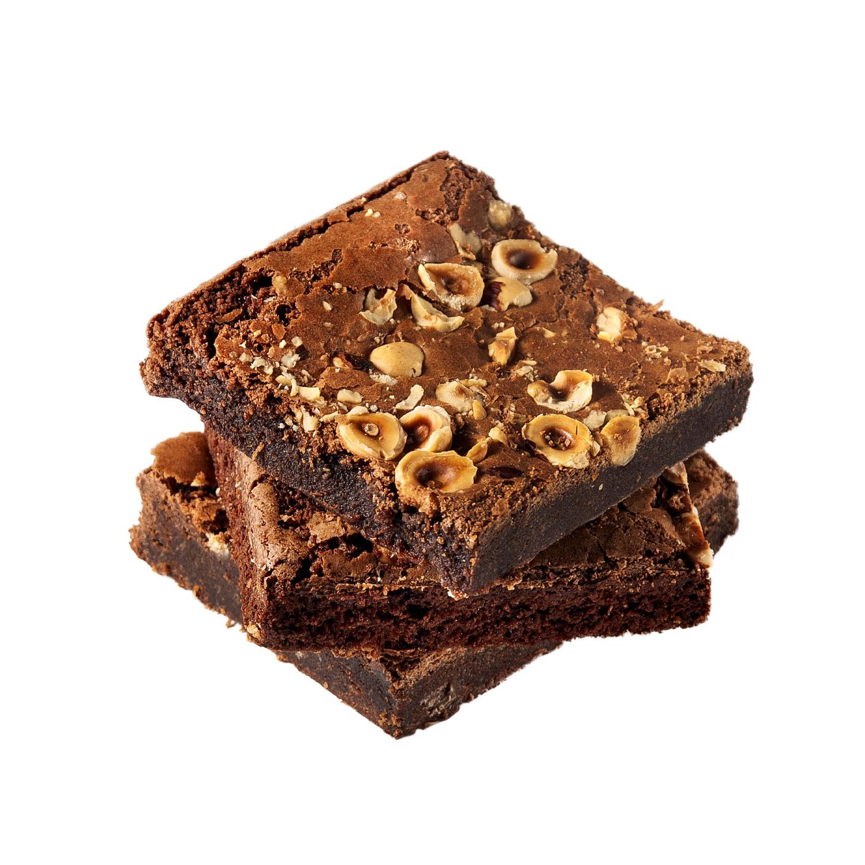 Brownies with Hazelnuts - Nikolas Koulepis Pâtisserie