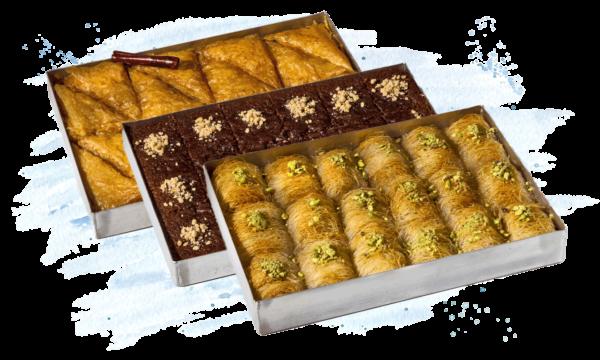 Greek Pastrie - Nikolas Koulepis Pâtisserie